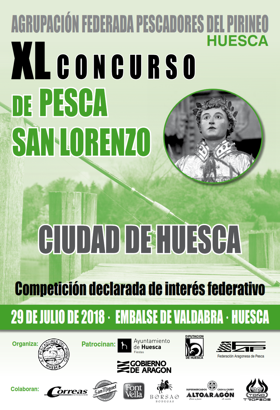 Concurso de Pesca San Lorenzo