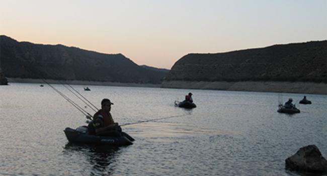 Sorteo de 5 Bonos anuales de pesca. Bases del Sorteo.